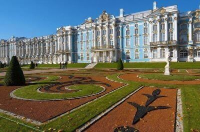 Private guided tour to Pushkin (Tsarskoye Selo) and Pavlovsk
