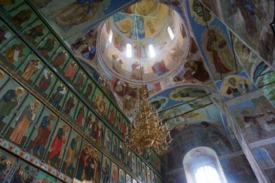 Private guided tour to Alexandro-Svirskiy monastery