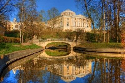 Индивидуальная экскурсия в Пушкин и Павловск