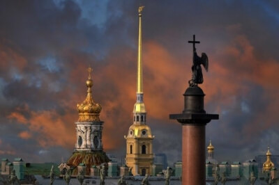 Private guided tour Myths and Legends of St. Petersbur
