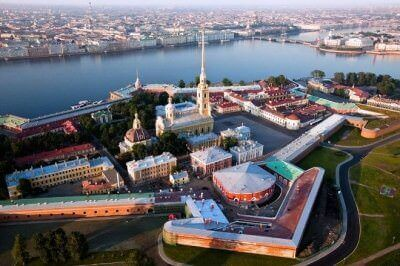 Индивидуальная обзорная экскурсия по Санкт-Петербургу