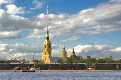 Индивидуальная экскурсия в Петропавловскую крепость