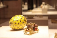 Private guided tour to Faberge Museum