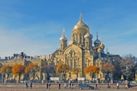 Private guided tour to Cathedrals of St. Petersburg