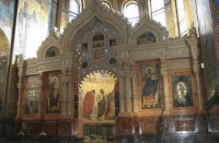 Private guided tour to the Church of the Spilled Blood