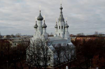 Private guided tour to Kronstadt