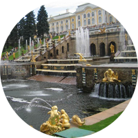 Private tour to Peterhof